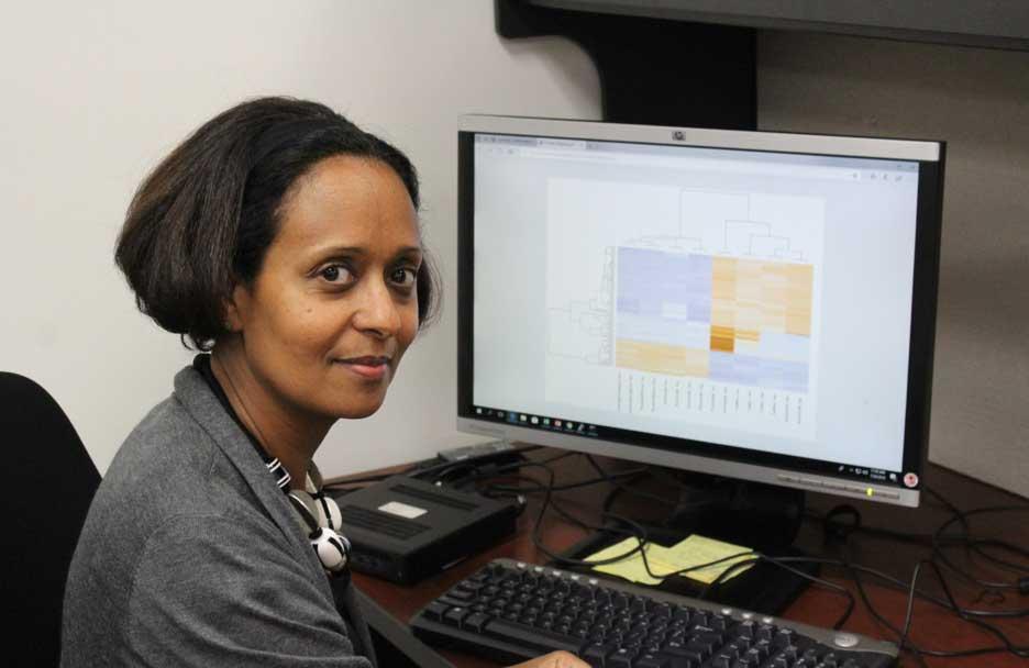 Mentewab Ayalew, Ph.D.